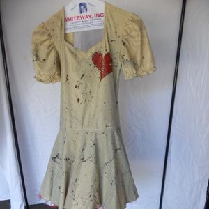 Theatricals Other - Theatricals Zombie Dress